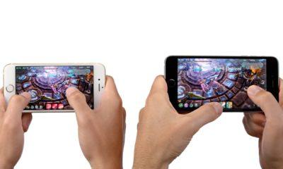 Comparativa de potencia entre smartphones y consolas 73