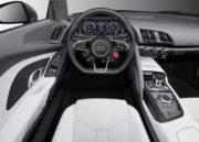 Audi R8 e-tron, superdeportivo eléctrico y autónomo 38
