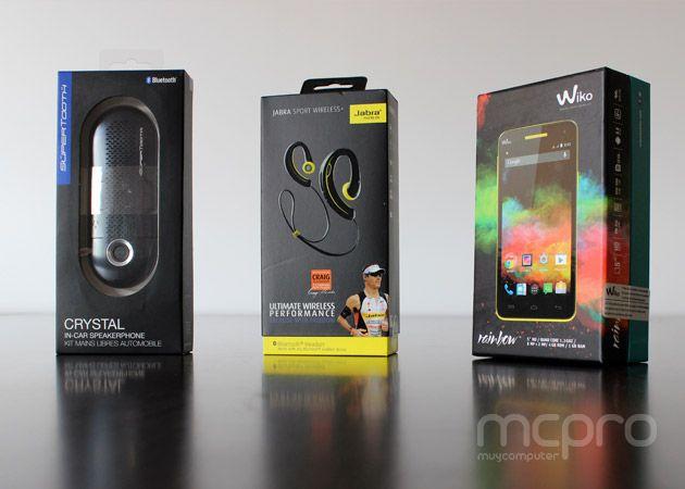 Apúntate al triple sorteo: móvil, auriculares para runners y Bluetooth 3.0