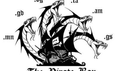 The Pirate Bay no se rinde, incluye una hidra en su logo 31