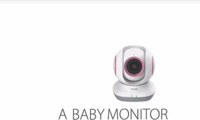 Nuevo vigilabebés DCS-855L EyeOn Baby Monitor de D-Link 92