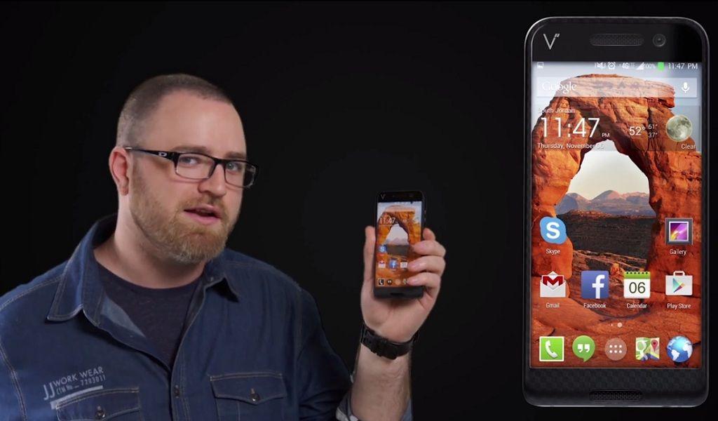 Saygus, smartphone con hasta 464 GB de almacenamiento 29