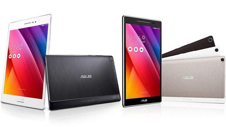 ASUS ZenPad 8.0, tablets para animar un sector a la baja 27