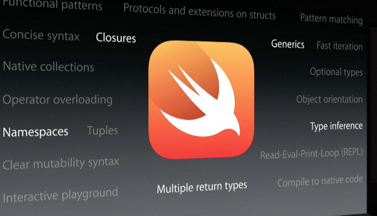 Apple Swift 2.0 será Open Source