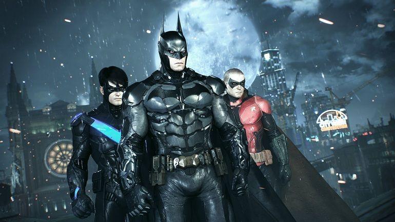 Nuevo vídeo de Batman: Arkham Knight, impresionante 29