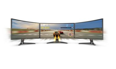 BenQ presenta el primer monitor curvo 2000R 30
