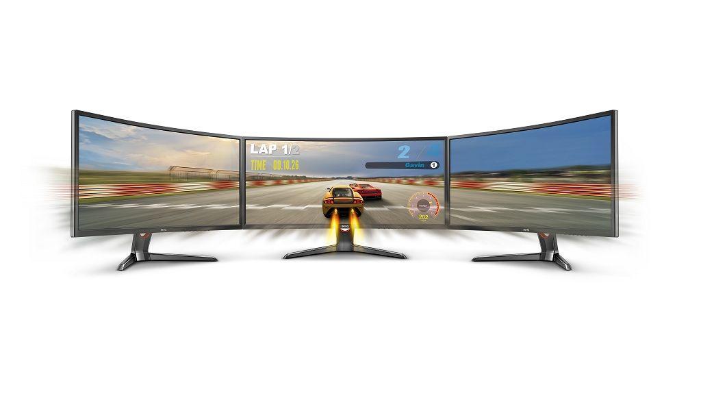 BenQ presenta el primer monitor curvo 2000R 29