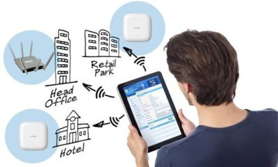 D-Link presenta Central WiFi Manager 79