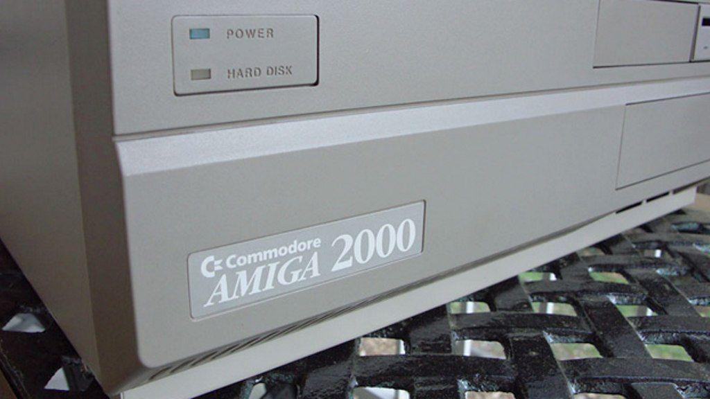 Colegio controla la calefacción con ordenadores Amiga