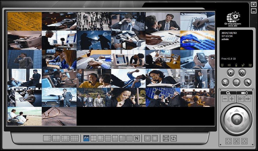 Ya puedes probar D-ViewCam Plus DCS-250 de D-Link 27