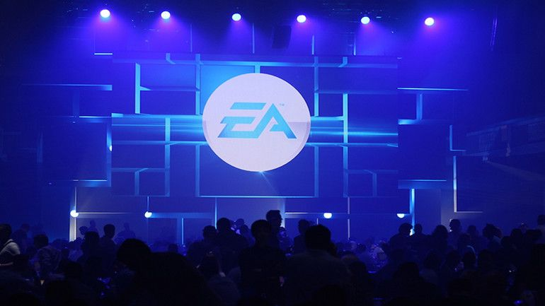 Sigue el evento EA