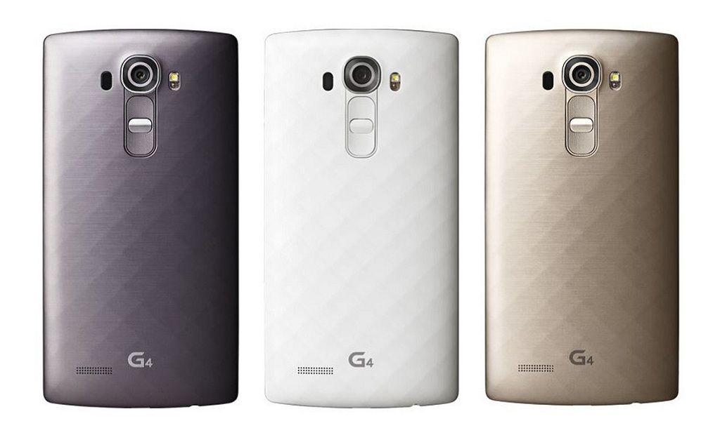 El LG G4 presenta problemas en la pantalla tácil 29