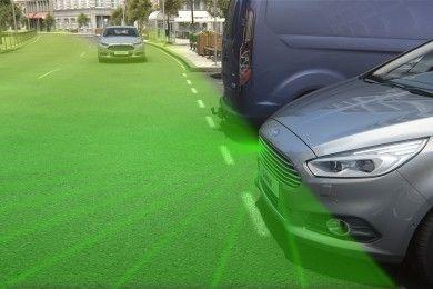 Ford desarrolla nueva cámara de visión delantera