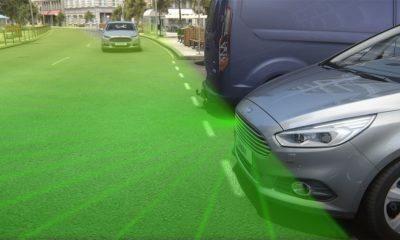 Ford desarrolla nueva cámara de visión delantera 103