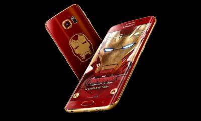 Galaxy S6 Edge Iron Man arrasa en una subasta 28