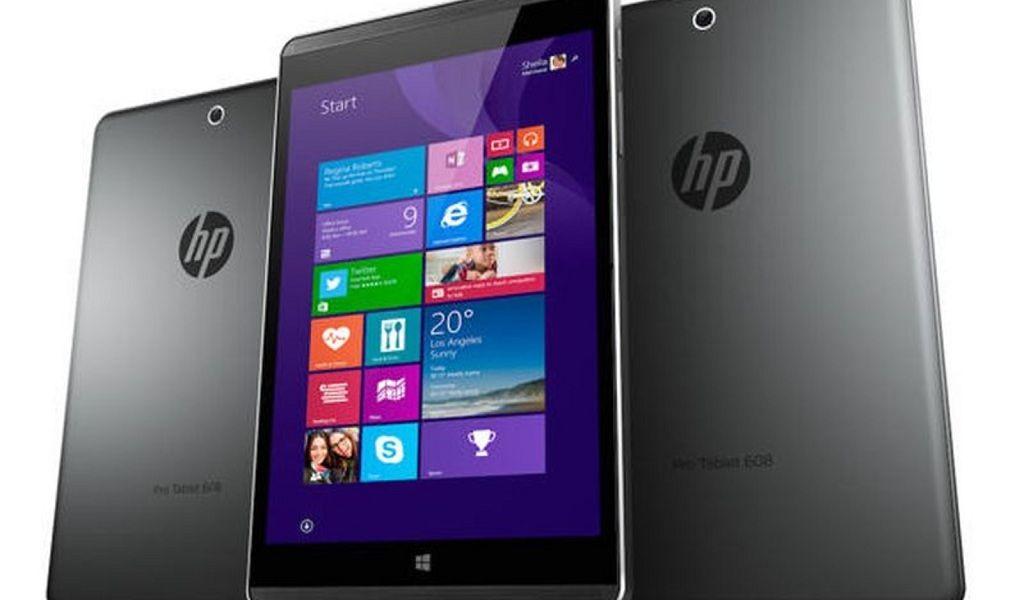 HP Pro Tablet 608, un lujo actualizable a Windows 10 29