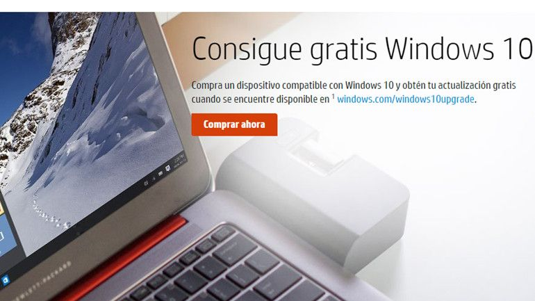 HP Windows 10