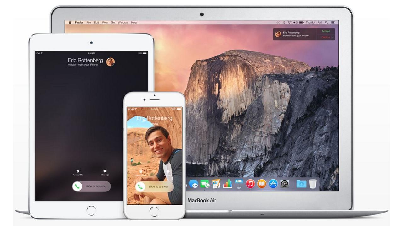 Llamadas en Mac con iOS 9 sin estar en la misma Wi-Fi