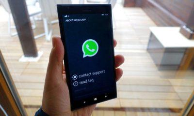 Llegan las llamadas de voz de WhatsApp a Windows Phone