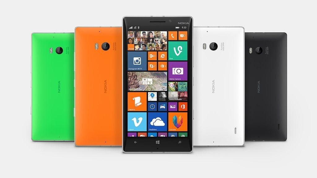 Detalles del próximo Lumia tope de gama de Microsoft 30