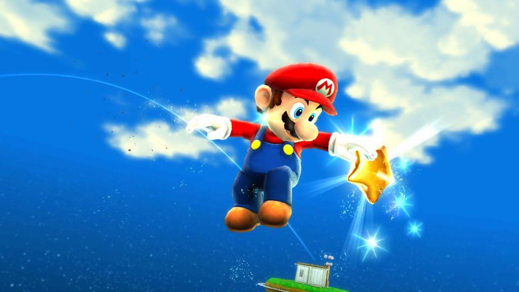 Mario y el Unreal Engine 4, interesante combinación 29