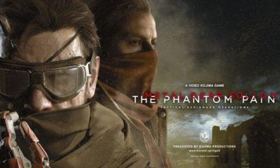 Metal Gear Solid: The Phantom Pain tiene micropagos 30