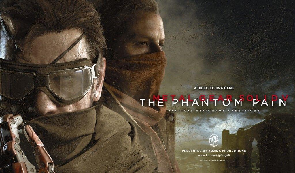 Metal Gear Solid: The Phantom Pain tiene micropagos 29