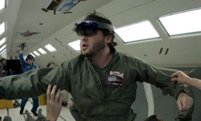 Microsoft y la NASA probarán HoloLens en el espacio a finales de este año