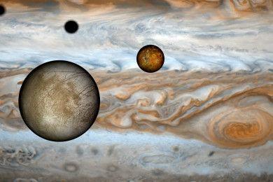 Misión Europa, la NASA en busca de vida alienígena