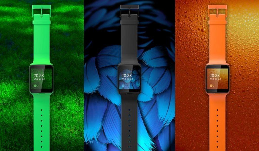 Moonraker de Nokia, el smartwatch que canceló Microsoft 28