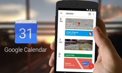 SMS google calendar