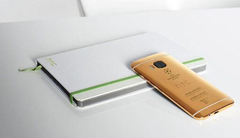 HTC promociona el One M9 con imágenes tomadas... desde un iPhone 30