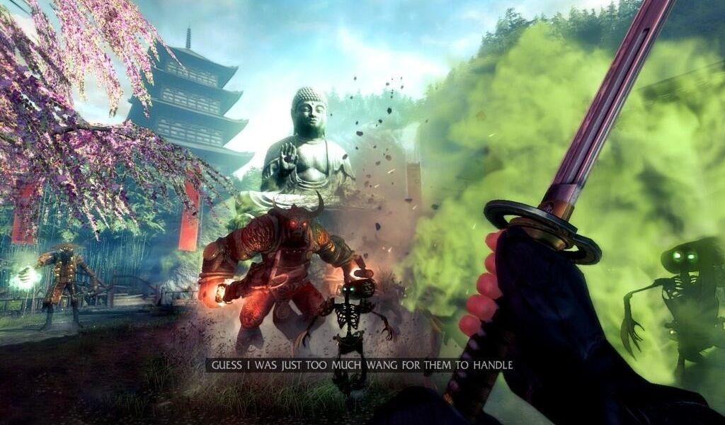 Shadow Warrior 2 ha sido confirmado, primer teáser 30