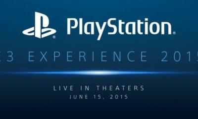 Sony en directo en E3 2015