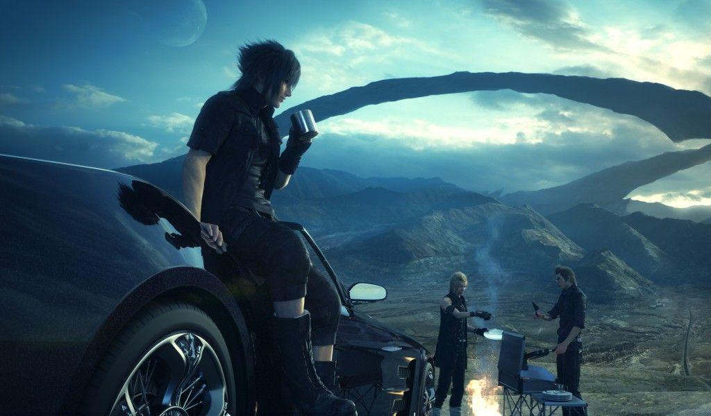 Sigue en directo el evento de Square-Enix en el E3 29