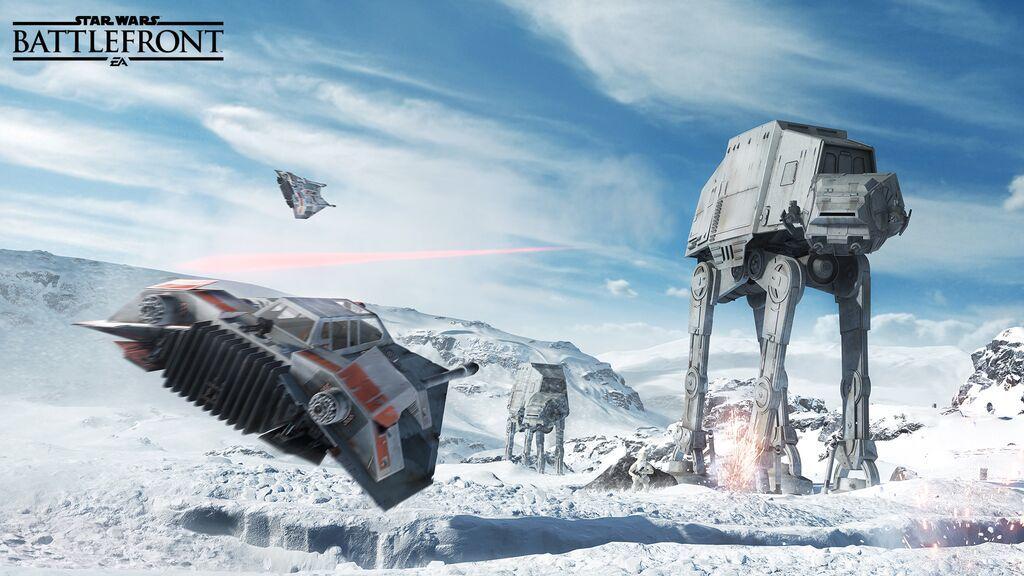 Requisitos mínimos de Star Wars Battlefront Alpha 31