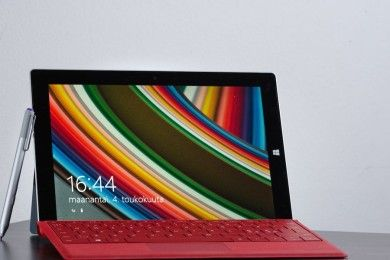 Surface Pro 3 es la tablet más rápida, seguida del iPad Air 2