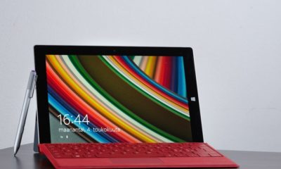 Surface Pro 3 es la tablet más rápida, seguida del iPad Air 2 37