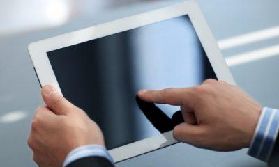 compra de un tablet