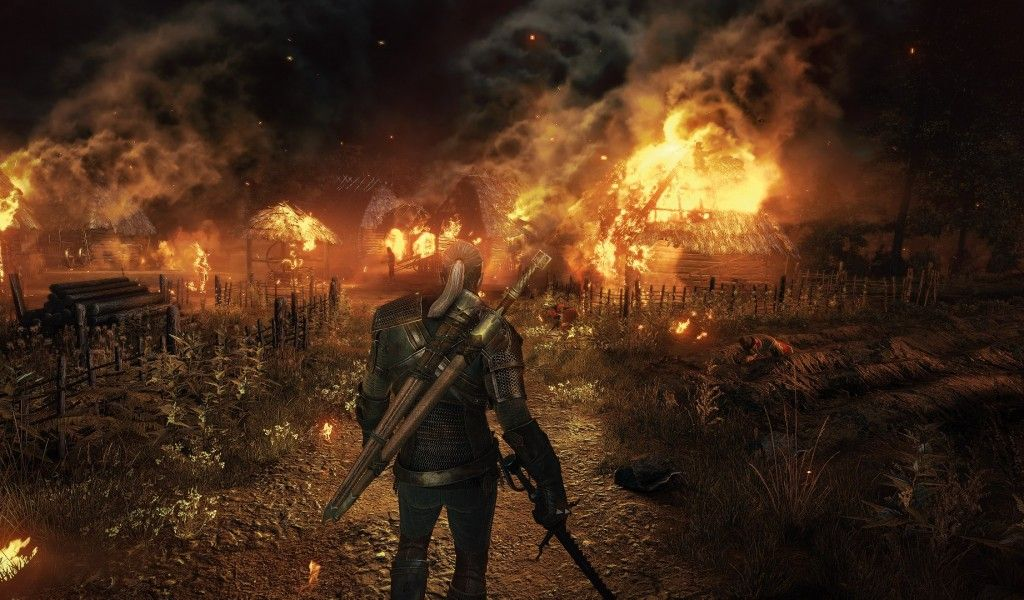 Mejora entre 5 y 10 FPS el rendimiento de The Witcher 3 30