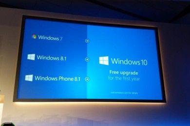 Podrás tener Windows 10 gratis, aunque hay un pero