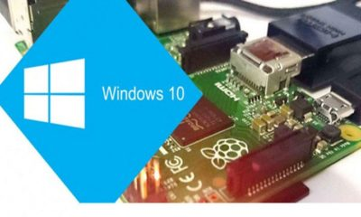 Windows 10 para Raspberry Pi 2