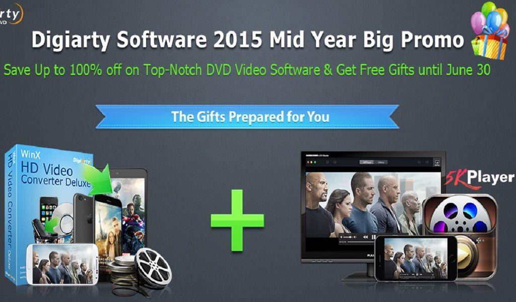 WinX HD Video Converter Deluxe gratis, un conversor de vídeo que puede con todo 29