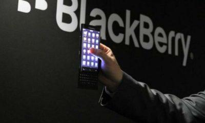BlackBerry Slider, ¿el primero con Android? Especificaciones 90
