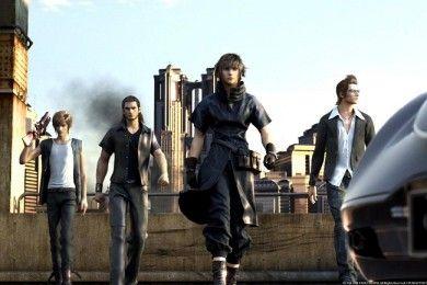 Nuevos detalles de la tecnología de Final Fantasy XV