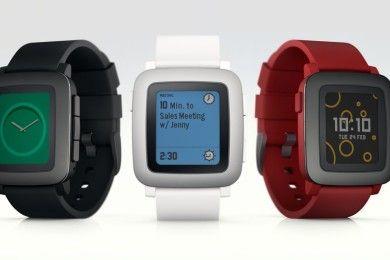 8 cosas que el Apple Watch no puede hacer y el Pebble sí