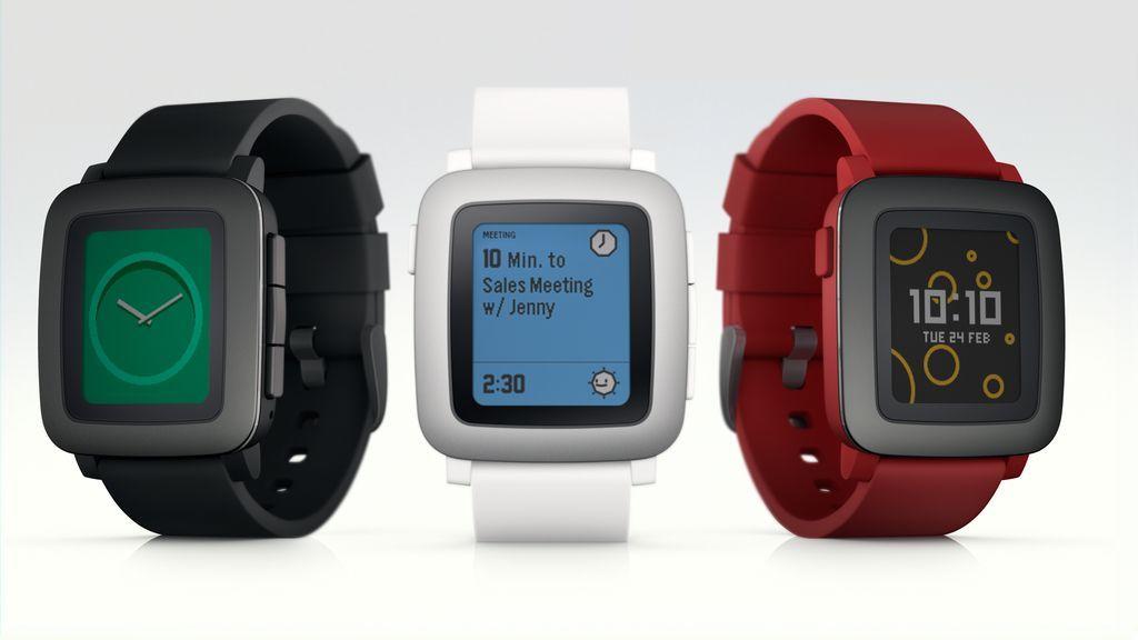 8 cosas que el Apple Watch no puede hacer y el Pebble sí 40