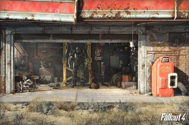 Fallout 4, ya es oficial 30