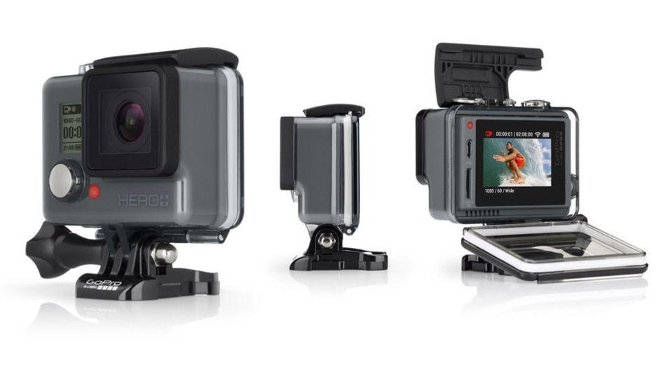 Nueva GoPro Hero+ LCD 27