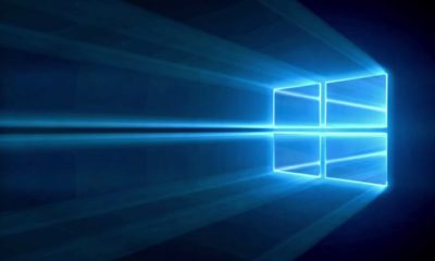 Fan recrea fondo Hero de Windows 10 en Affter Effects 38